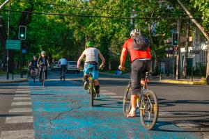 Crece la comunidad cletera: ya son cerca de 2000 kilómetros en ciclovías