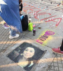 VOCES  Justicia para Denisse Cortés: La herida vital del 12 de octubre